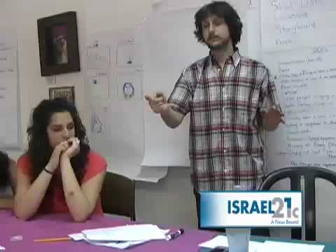 Israeli and Palestinian Children Sing for Peace