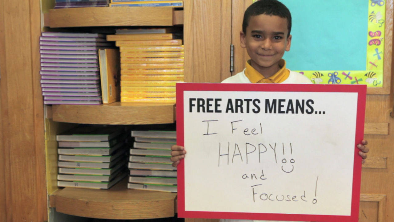 """""""Free Arts means..."""""""