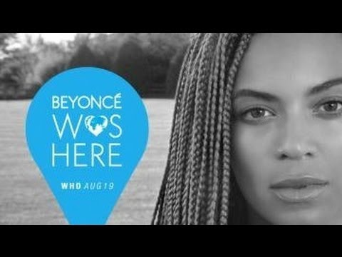 Beyonce - I Was Here (United Nations World Humanitarian Day Performance)