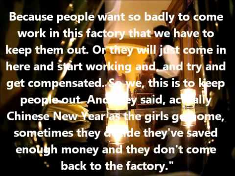 Mitt Romney Fundraiser and Chinese slave labor  Romney is not a Patriot.