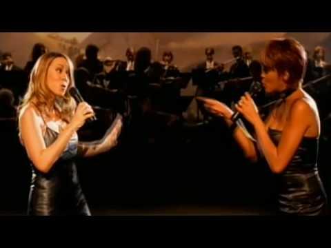 "Mariah Carey & Whitney Houston ""When You Believe"" HD"