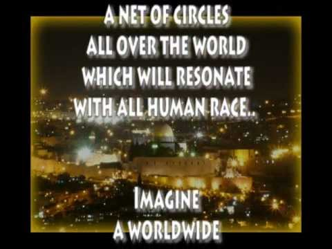 Worldwide Drum Circle 11:11:11:11:11:11 לב העולם מתאחד סביב ירושלים