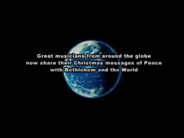 "2012 Bethlehem ""Free All"" Project Peace On Earth concert"