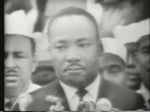 I HAVE A DREAM... MARTIN LUTHER KING, JR. August 23rd, 1963