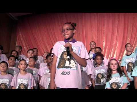 """Titanium"" PS22 Chorus @ Trevor LIVE NYC!"
