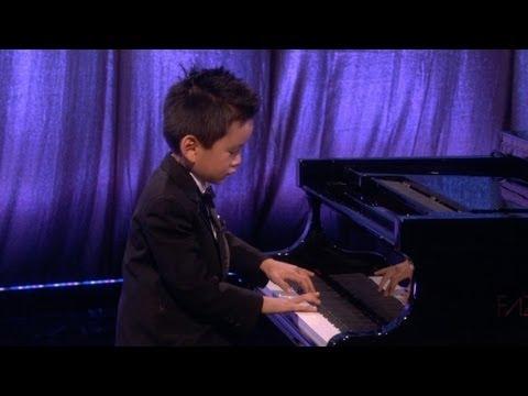 Ryan Wang, 5-Year-Old Prodigy!