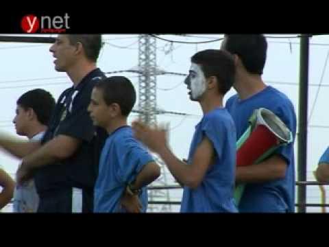 Soccer for Peace - Jenin Barkai summer camp