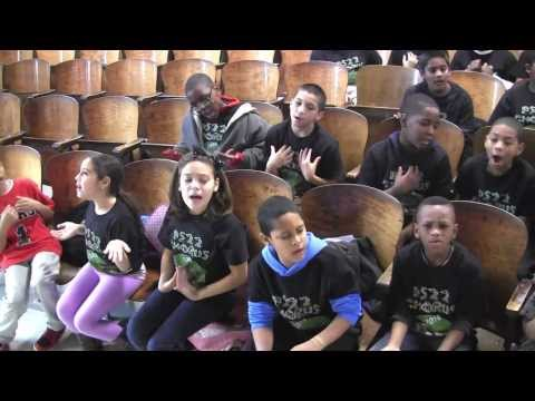 "PS22 Chorus ""Wake Me Up"" Avicii ft. Aloe Blacc"
