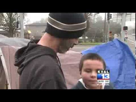 A Boy With Terminal Cancer Feeds The Homeless