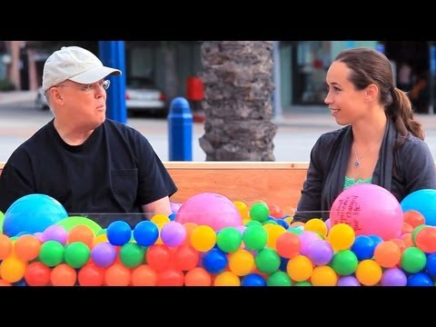 This Is What Happened When Complete Strangers Met In A Ball Pit