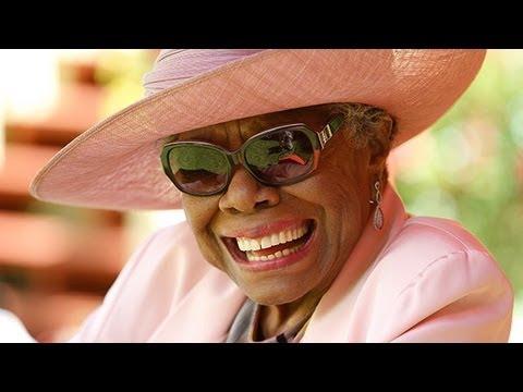 "Listen: Dr. Maya Angelou Recites Her Poem ""Phenomenal Woman"""