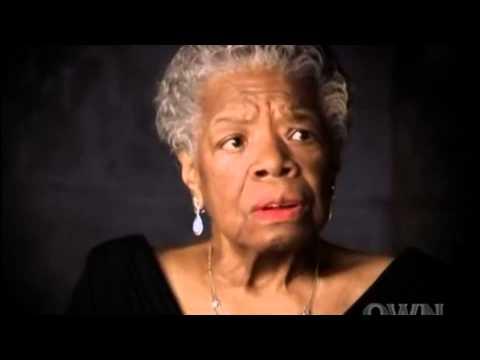 Dr. Maya Angelou - Love Liberates