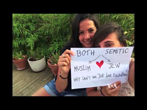 Solution-Focused News Story: Jews and Arabs Campaign for Peace
