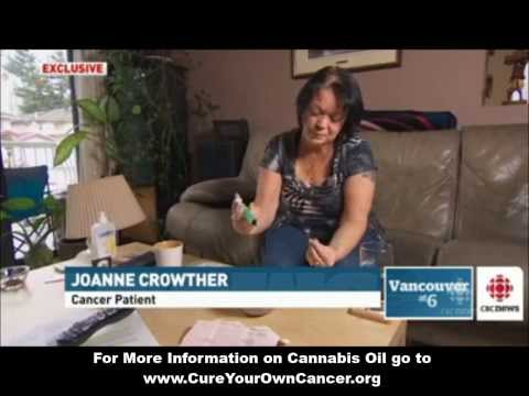 She Beat Cancer With Cannabis Oil. New Laws Could Stop Her From Continuing Her Treatment, So She Decided To Break The Rules.