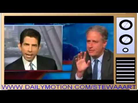 Comedian Jon Stewart on Ferguson and Racism
