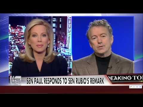 Cuba Foreign Policy Senator Rand Paul and Marco Rubio Clash on Cuba