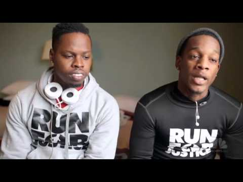 'A Reason to Run': For Two Men, the Road Leads to Ferguson