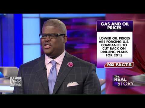 The potential down side of low gas prices Fox News Propaganda Video