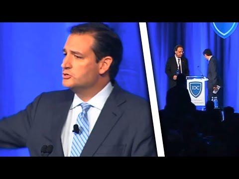 Pathological Liar Senator Ted Cruz lives in fantasy world