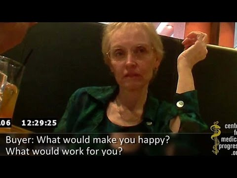 Another Planned Parenthood Sting Video That Exposes NOTHING