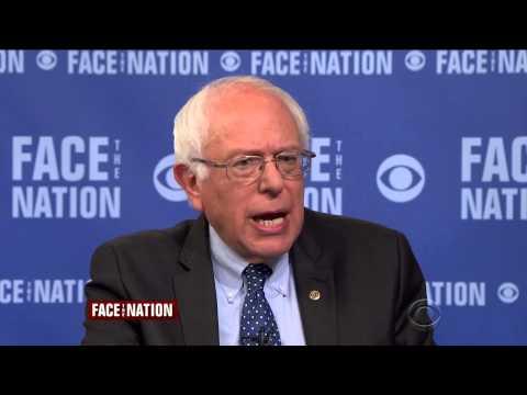 Senator Bernie Sanders Supports Iran Nuclear Deal
