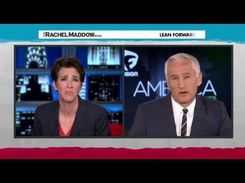 Univision's Jorge Ramos confronts Boehner on Immigration Reform - Rachel Maddow