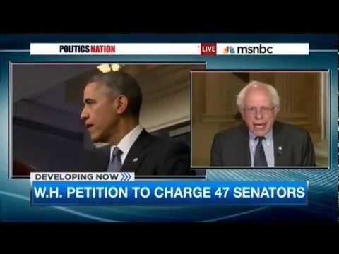 GOP Senators sabotage Iran nuclear negotiations Act of Treason