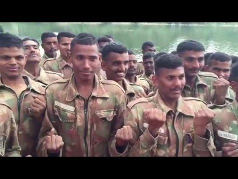 Laughter Yoga with Indian Army, Imagine if all armies start laughing