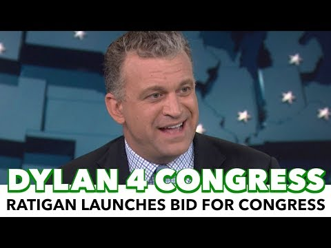 Dylan Ratigan Launches Run For Congress former MSNBC Host