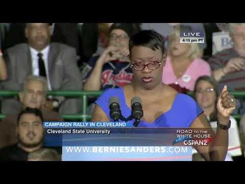 Bernie Sanders Integrity Substance Compassion Feel the Burn