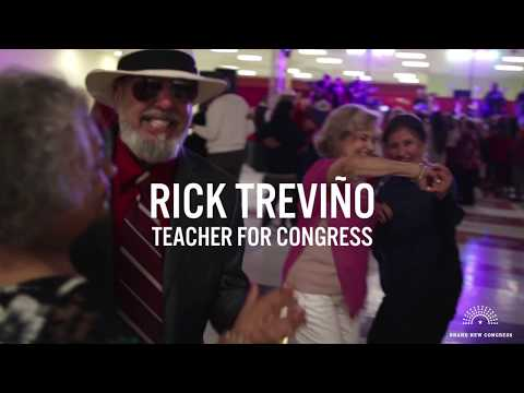 Congressional Candidate Rick Trevino Texas District 23