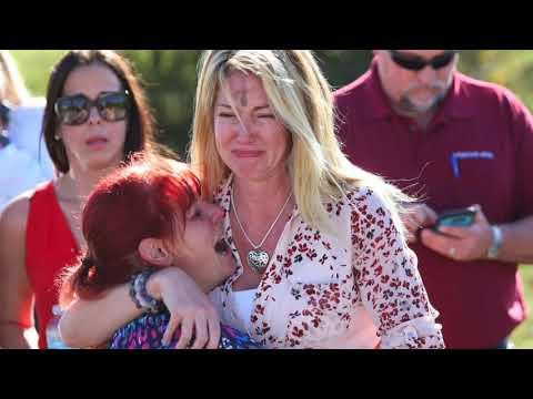 Parkland Voices for Gun Control Legislation MSD Strong