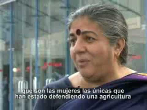 Vandana Shiva en terra Madre 2008. Segunda Parte