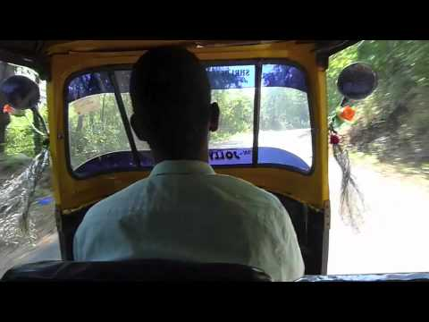 Crazy Rickshaw-Drive from Agonda to Palolem