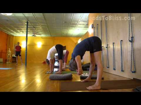 An Introduction to Iyengar Yoga