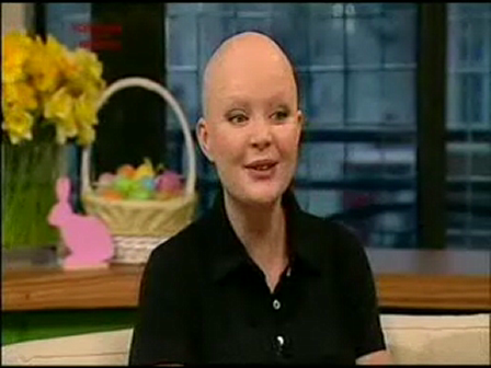 """Gail Porter: """"People have forgotten I was blonde"""""""