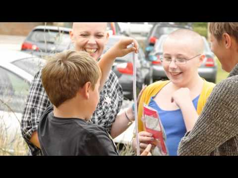 The BeBold Alopecia Awareness Camp 2010