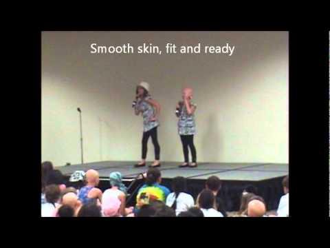 Alopecia Girls w Lyrics, NAAF 2011