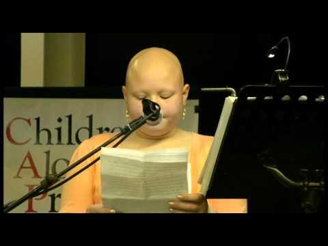 Maddie Woytovich Speech