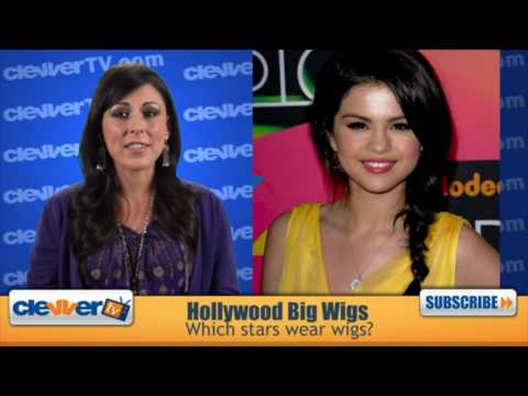 Celebrities Wearing Wigs - Do you know who wears one?