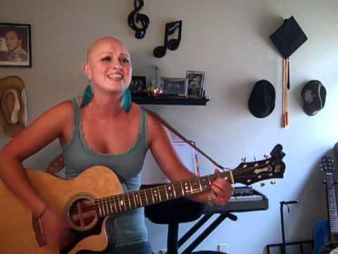 Becky Hibbs Music and Alopecia Awareness - 1