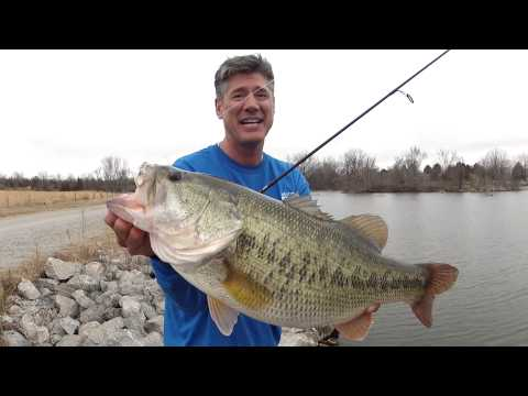 Bruce Condello Nebraska Public Water Largemouth Bass