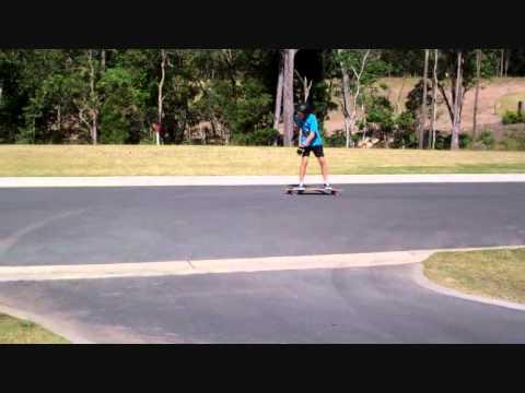 Longboarding: Blue Hills
