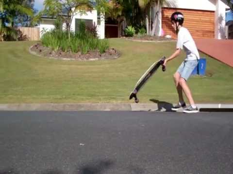 Longboarding: Coning Wheels and Doritos