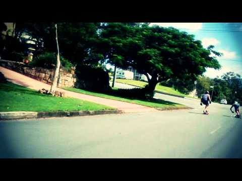 Longboarding || Frogz on Lillies