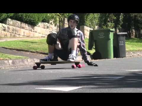 Longboarding Sessions Episode 2
