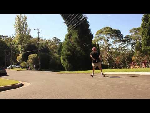 Longboarding II Happy Feet (ft Dom Pomrenski and Brad Yema)