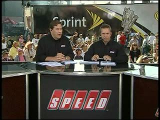 NASCAR LIVE Saturday Interview