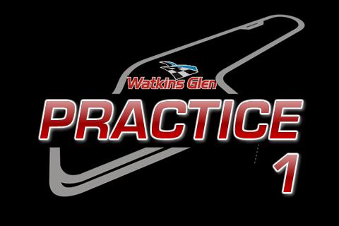 Cup Practice from Watkins Glen