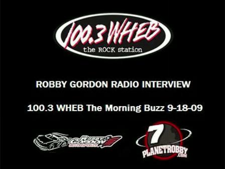 2009 WHEB Radio Interview